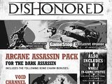 Dishonored: Arcane Assassin Pack
