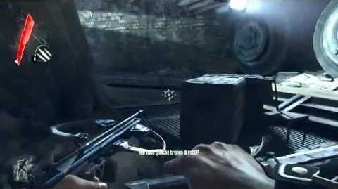 Dishonored Gameplay Missione 1 Parte 3 ITA