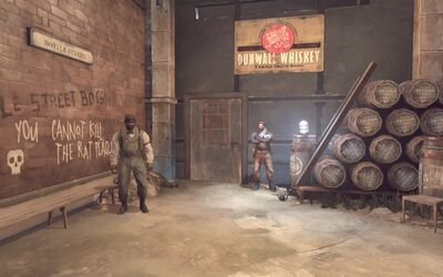 Whiskey Destillerie 01