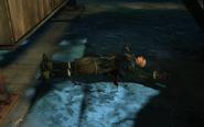 Corporal hamrick Dead