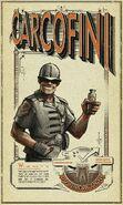 Carcofini Toothpaste poster
