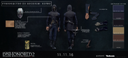 Dishonored2 CosplayGuideRU Corvo FULL