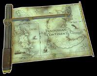 Карта географа