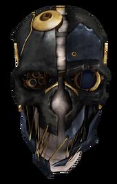 Corvo's Mask Render