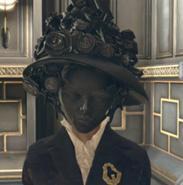 Lady Boyle Negra