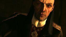 Lord Regent Hiram Burrows