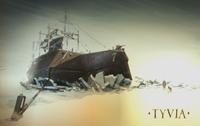 Tyvia ship painting