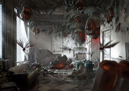 Bloodfly Infestation concept art