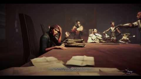 Dishonored 2 - Corrupt Council of Karnaca