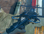 Corvo's Crossbow Upgraded