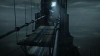 Bridge to Burrows Lighthouse