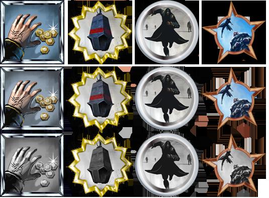 Badges, possible Change