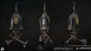 D2 Loudspeaker render