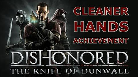 "Dishonored The Knife of Dunwall All nonlethal ""assassinations""!"