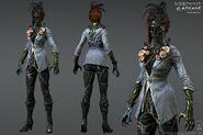 Brigmore witches concept