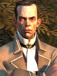 Treavor Pendleton Dishonored