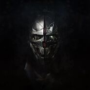 Key art, Corvo portrait
