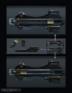 Dishonored 2 weaponry2