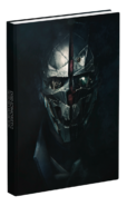 Dishonored 2 Strategy Guide collector cover