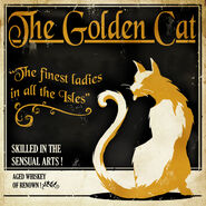 Golden Cat poster