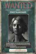 Mindy Wanted Poster
