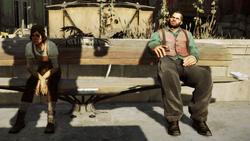 Sitting Civilians