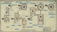 THE CLOCKWORK MANSION MAP