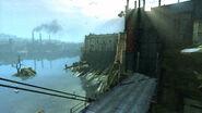 Dunwall Tower prison bridge