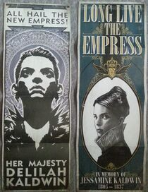 Propaganda Posters (D2CE)