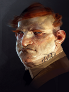 Aramis Stilton portrait