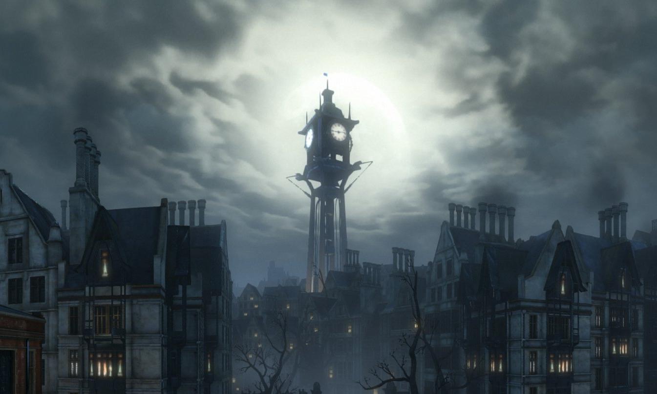 Clocktower Dishonored Wiki Fandom Powered By Wikia