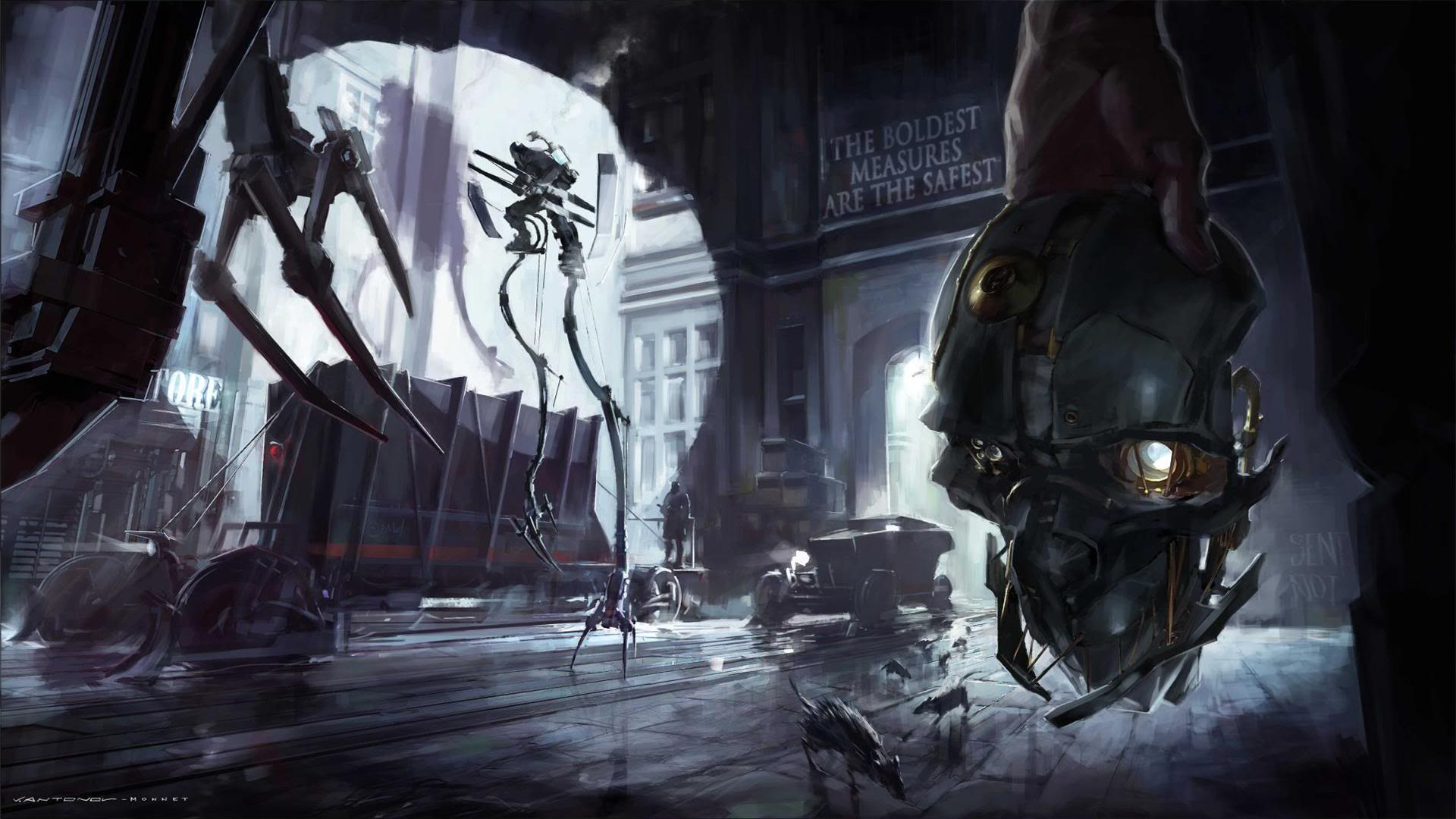 image technology and rats concept art jpg dishonored wiki