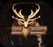 BrozenarTaxidermySign
