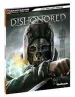 Dishonored strategy guide cover