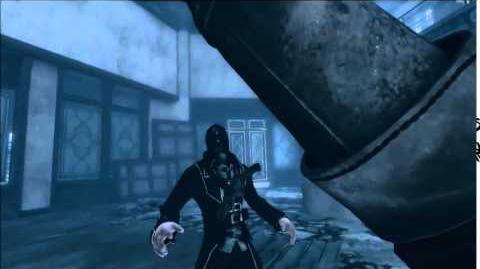 Corvo's Death Animation