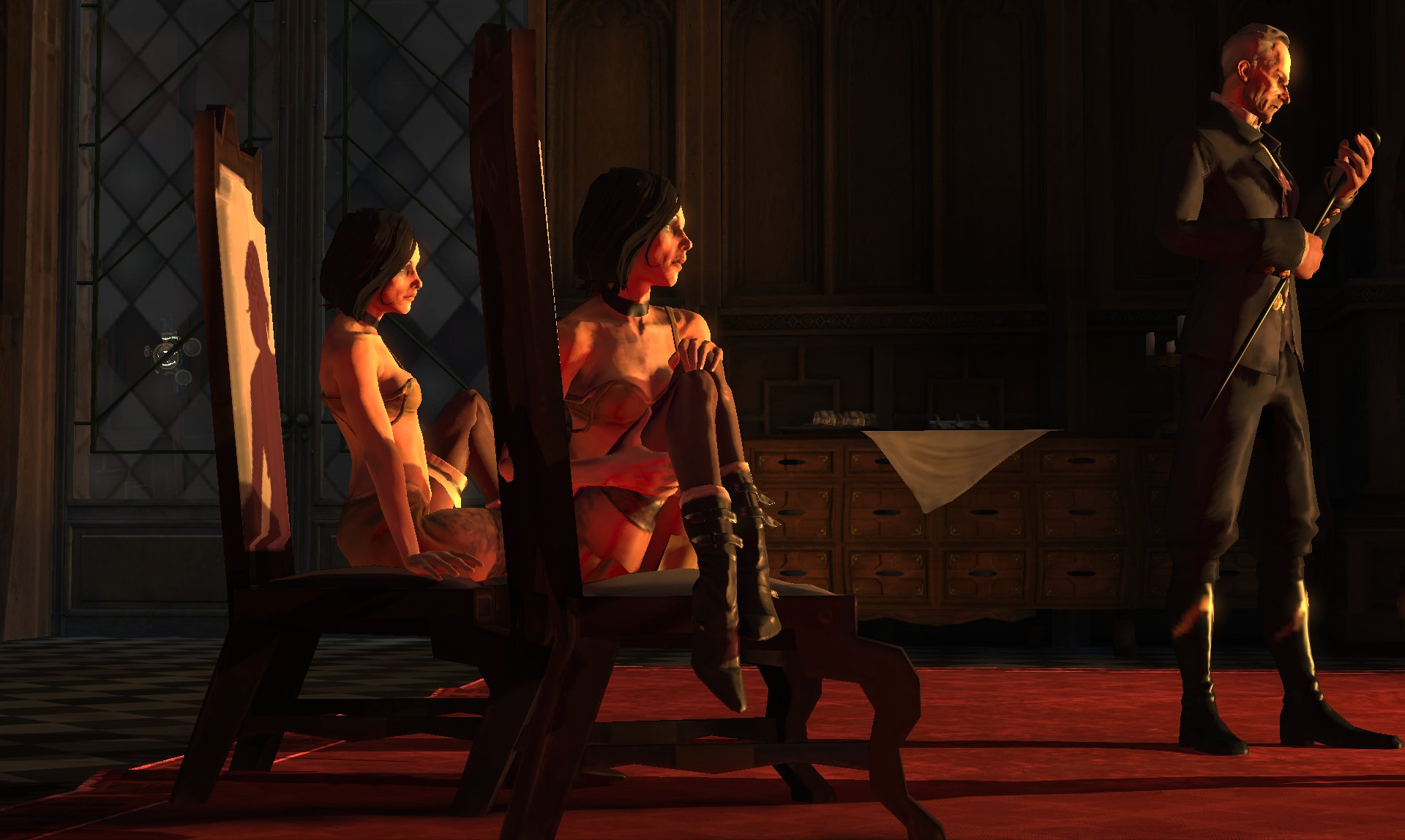 Image - Aristocrat and courtesan.jpg | Dishonored Wiki | FANDOM ...