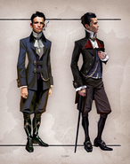 Lord sexy aristocrat concept art