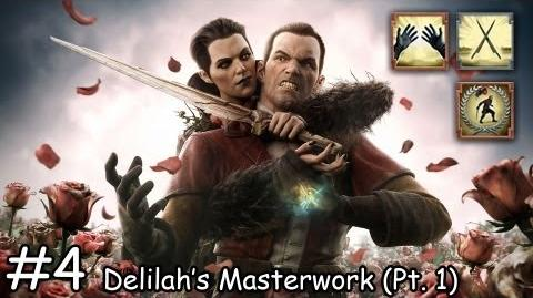 The Brigmore Witches (No Kills No Alerts) -- Ep. 4, Delilah's Masterwork (Pt