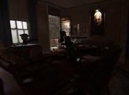 Bonville's Desk