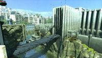 The bridge and the prison