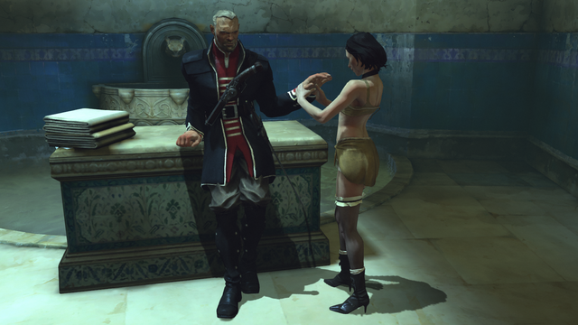 Image - Officer and a Courtesan.png | Dishonored Wiki | FANDOM ...