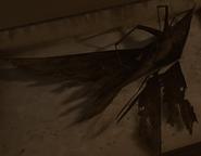 Dried Bloodfly Husk