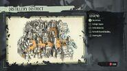 Distillery Distict Map