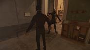 Corvo Doppler Fights