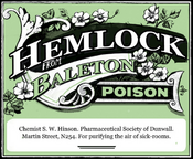 Hemlock from baleton