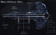 Daud's Wristbow 01 concept art
