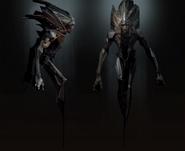 Void Creature Concept