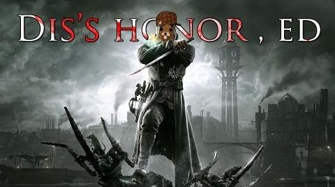Dis's honor, ed