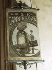 Moir advert