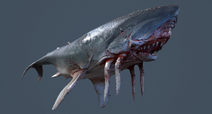 Dishonored 2 Whale render